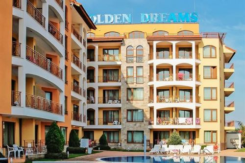 Appartement in Sunny Beach: Appartementen Golden Dreams