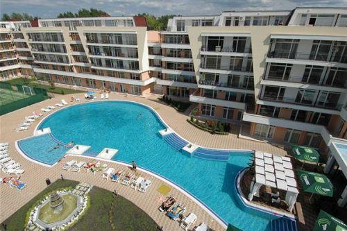 Appartement in Sunny Beach: Appartementen Grand Kamelia