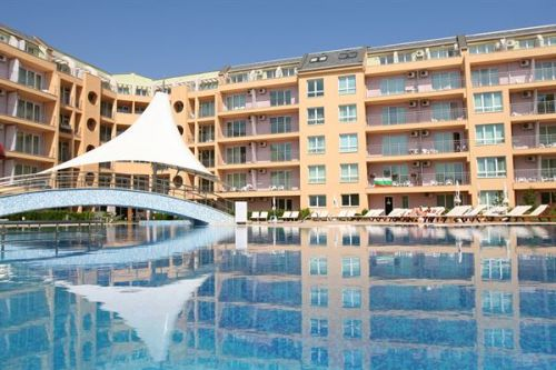 Appartement in Sunny Beach: Appartementen Polo