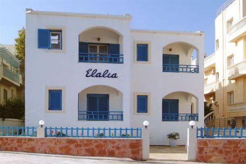 Appartement in Chersonissos: Appartementen Elalia