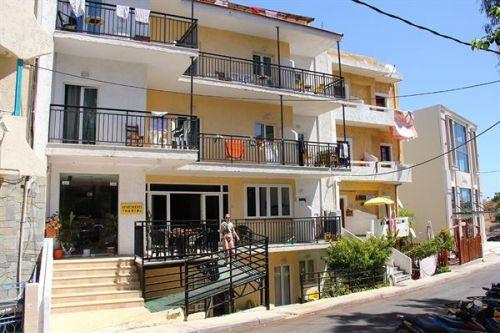 Appartement in Chersonissos: Appartementen Haris