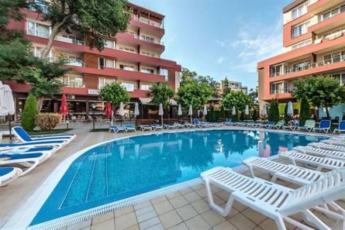Jongerenhotel in Sunny Beach: Aparthotel Zornica Residence