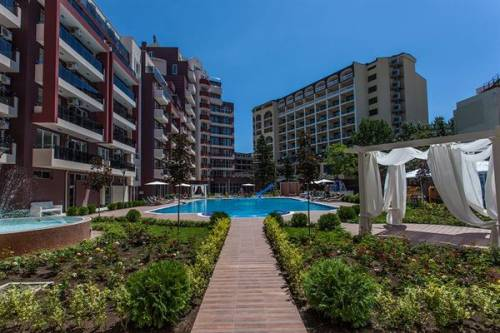 Appartement Admiral Plaza, Sunny Beach