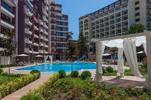 Appartement in Sunny Beach: Appartement Admiral Plaza Superior