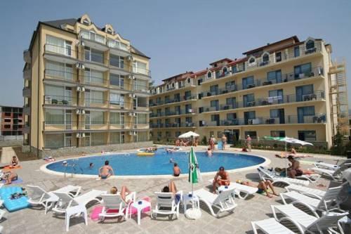 Jongeren appartement 2019 Sunny Beach