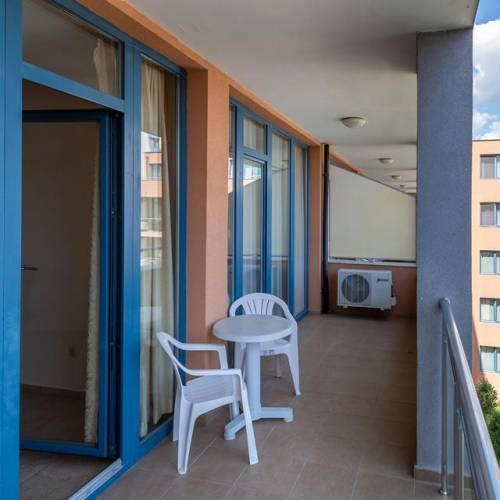 Appartementen Trakia Plaza, Sunny Beach