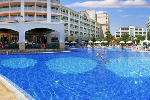 Jongerenhotel in Sunny Beach: Hotel Alba