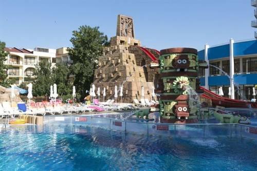 Hotel Kuban - All inclusive, Sunny Beach