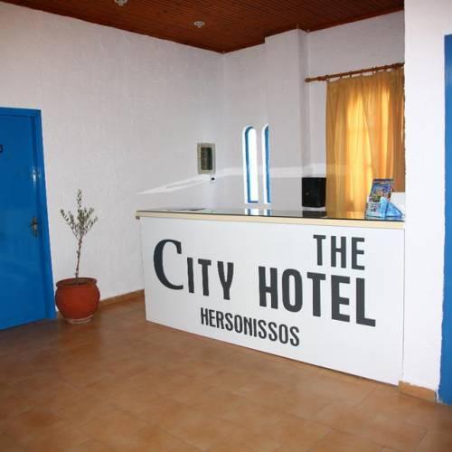Hotel City, Chersonissos