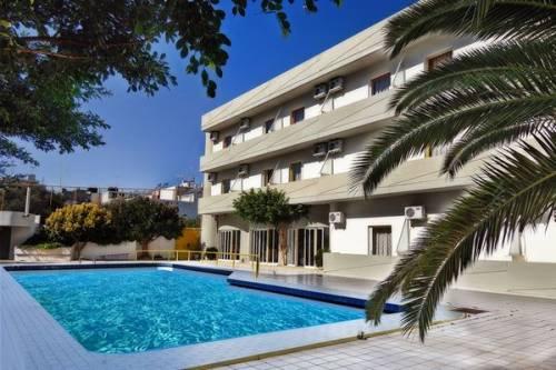 Jongeren appartement 2019 Kreta - Chersonissos