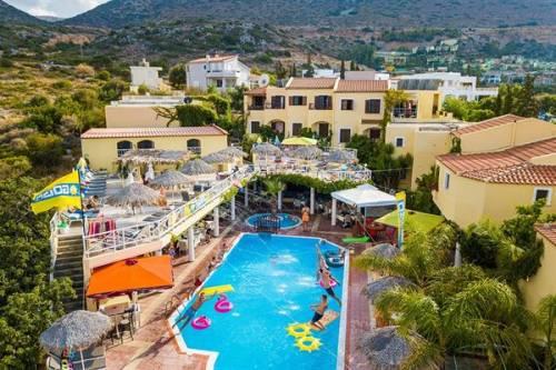 Vakantie jongeren 2019 Kreta - Chersonissos