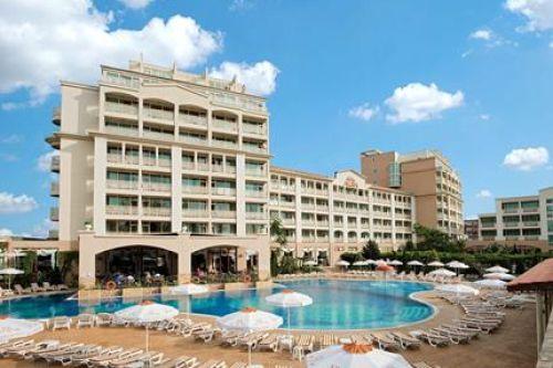 Jongerenhotel in Sunny Beach: Alba